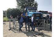 Посещение главного конвейера АО «Автомобильный завод «УРАЛ»